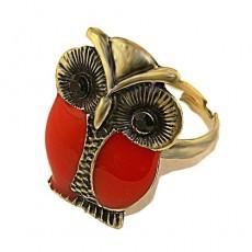 """Кольцо в форме совы """"Алегри"""""""