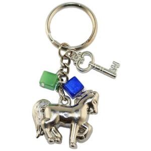 """Брелоке в форме лошади """"Нефела"""""""