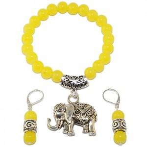 """Комплект  со слоном """"Саванновый слон"""""""