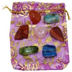 """Комплект волшебных камней """" 7 чакр"""""""