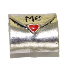 "Бусина пандора ""Любовное письмо"""