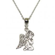 "Кулон в форме ангела ""Милый ангелочек"""