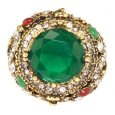 "Кольцо под золото ""Подарок шейха"""