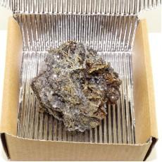 """Камень минерал в марказит в подарочной коробочке """"Сиянье марказита"""""""